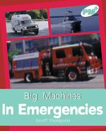 Bargain PM Turquoise: In Emergencies (PM Plus Non fiction) Levels 18, 19 x 6 Stockists