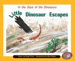 Bargain PM Turquoise: Little Dinosaur Escapes (PM Storybooks) Level 17 x 6 Stockists
