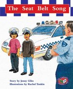 Bargain PM Turquoise: The Seat Belt Song (PM Storybooks) Level 18 x 6 Stockists