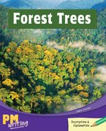 Bargain PM Writing 4: Forest Trees (PM Emerald) Level 26 x 6 Stockists