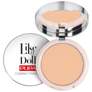 Bargain PUPA Like A Doll Perfecting Make-Up Fluid Nude Look Foundation - Golden Beige Stockists