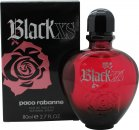 Bargain Paco Rabanne Black XS Eau de Toilette 80ml Spray Stockists