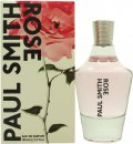 Bargain Paul Smith Rose Eau de Parfum 100ml Spray Stockists