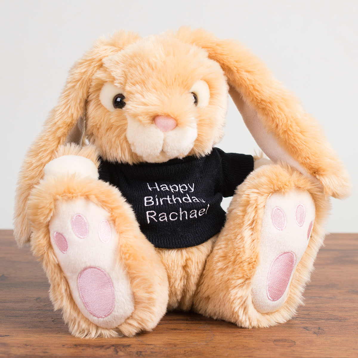 Bargain Personalised Bunny Rabbit - 3 Colours Stockists