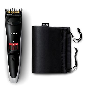 Bargain Philips Series 3000 Beard and Stubble Trimmer QT4013/23 with 17 length settings Stockists