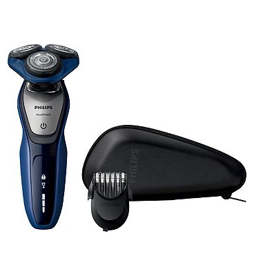 Bargain Philips Shaver series 5000 AquaTouch electric shaver S5600/41 with SmartClick Beard trimmer Stockists