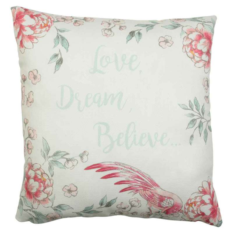 Stockists of Pink Jade Filled Cushion