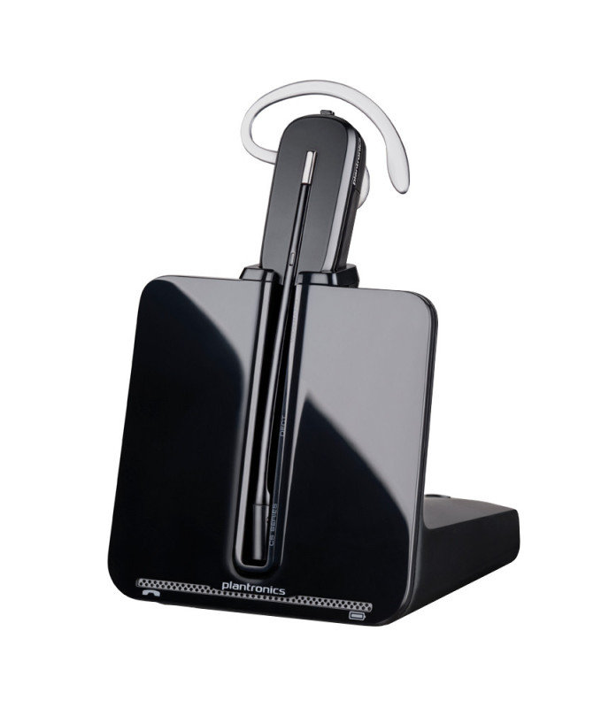 Stockists of Plantronics CS540 Headset with Lifter - Black