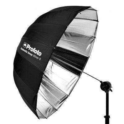Bargain Profoto Deep Silver Umbrella   Medium Stockists
