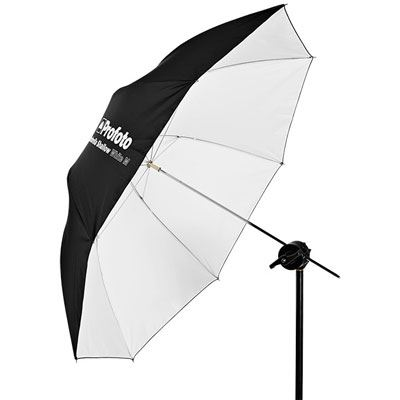 Bargain Profoto Shallow White Umbrella   Medium Stockists
