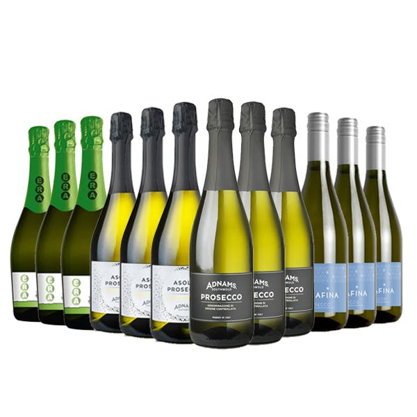 Bargain Prosecco Mixed Case Stockists