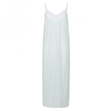 Bargain Pure Cotton Spaghetti Strap Nightdress Stockists