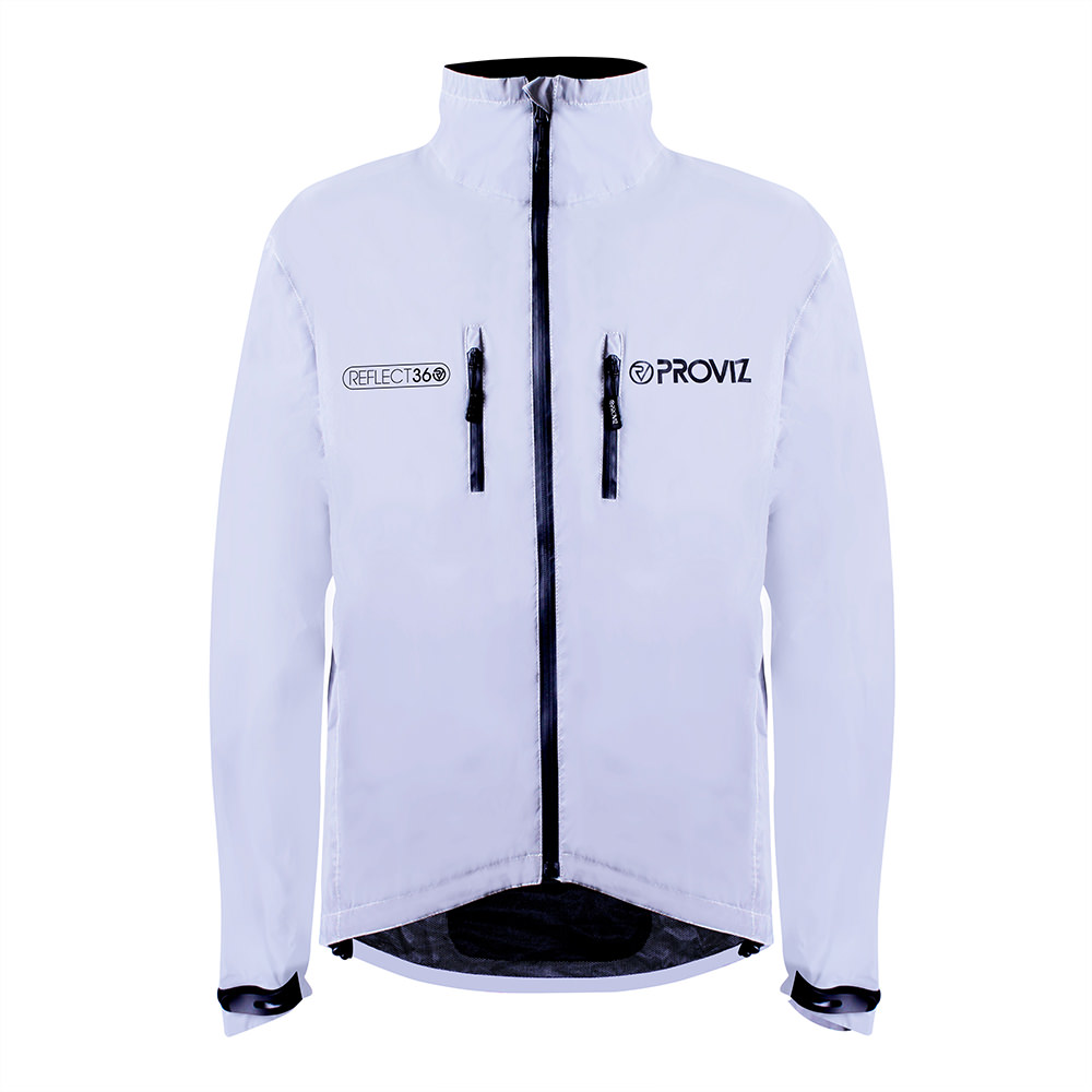 Stockists of REFLECT360 Men's Cycling Jacket