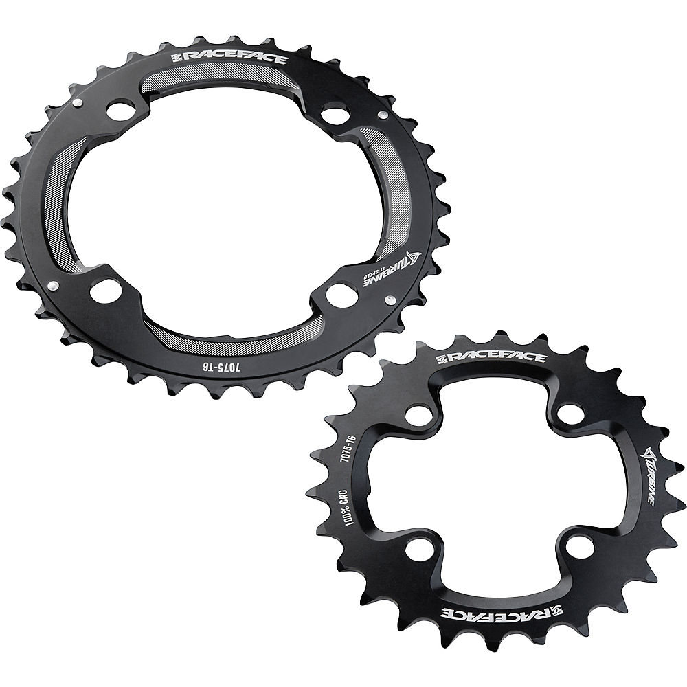 Bargain Race Face Turbine 10 Speed Chainring Set Stockists