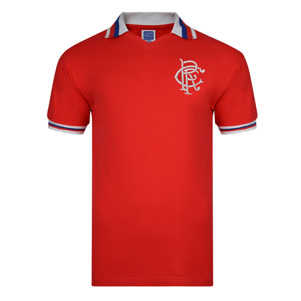 Bargain Rangers 1981 Away Retro Football Shirt Stockists