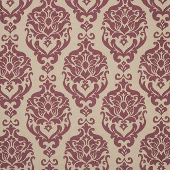 Stockists of Raspberry Decadence Curtain Fabric