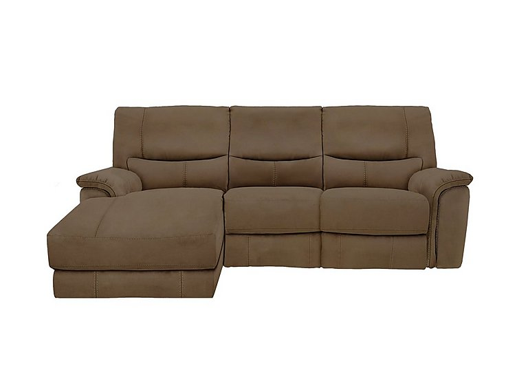 Bargain Relax Station Bliss Fabric Recliner Corner Chaise Stockists