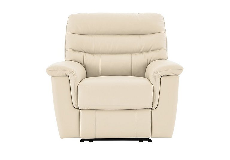 Bargain Relax Station Serenity Leather Recliner Armchair Stockists