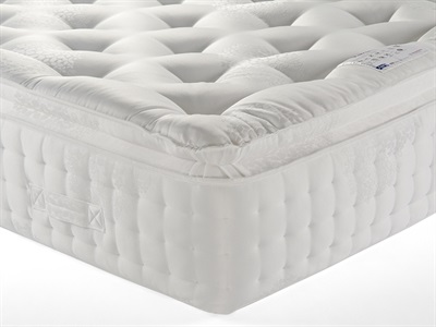 Bargain Relyon Natural Supreme 2200 5' King Size Mattress Stockists