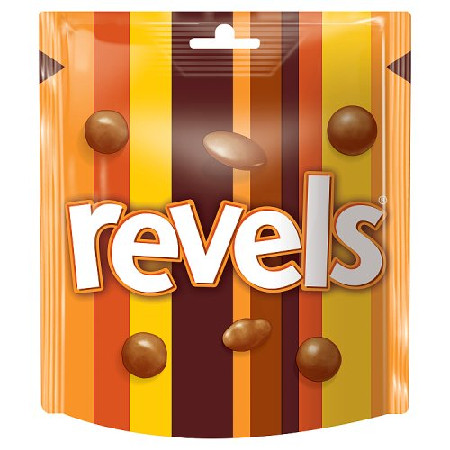 Stockists of Revels Large Bag