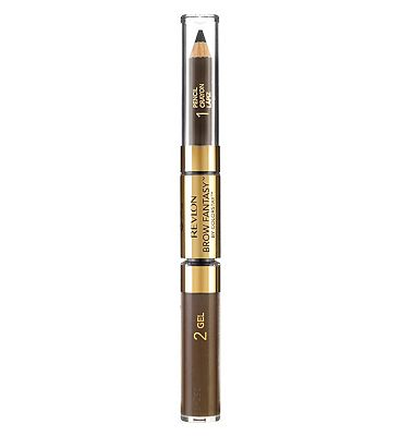 Bargain Revlon Brow Fantasy pencil gel Brunette brunette Stockists