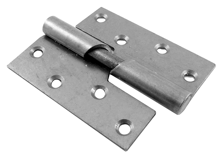 Bargain Rising Door Hinges Mild Steel Right Hand 100mm In Pairs Stockists