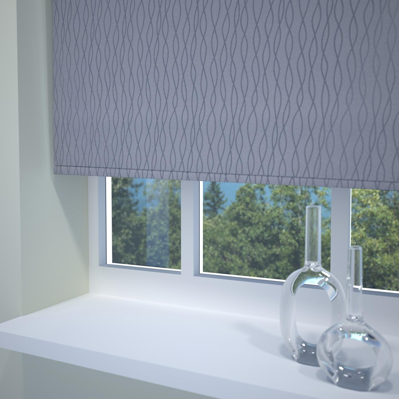Stockists of Romana Orly Roller Blind