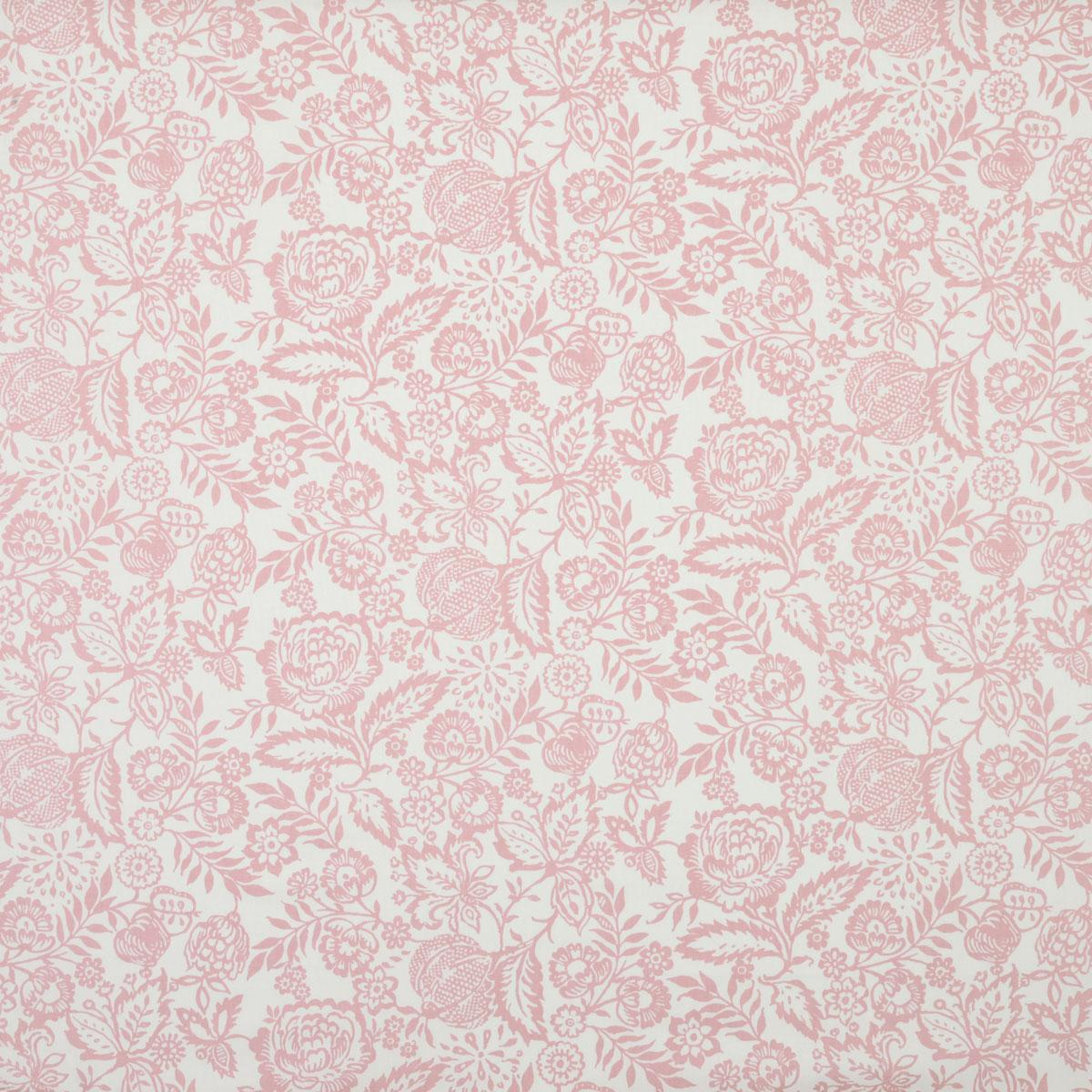 Bargain Rose Polly Curtain Fabric Stockists