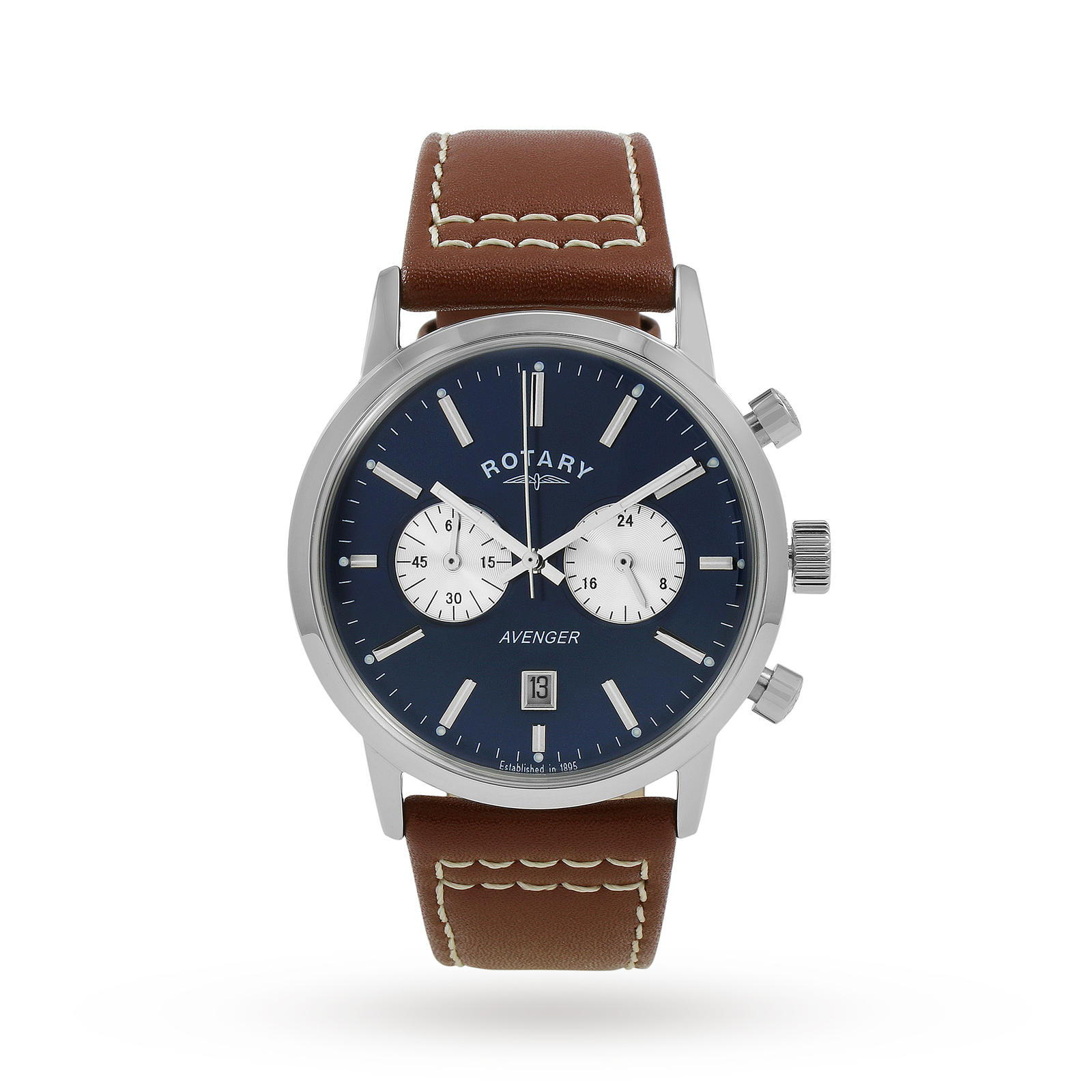 Bargain Rotary Avenger Chronograph Watch Stockists