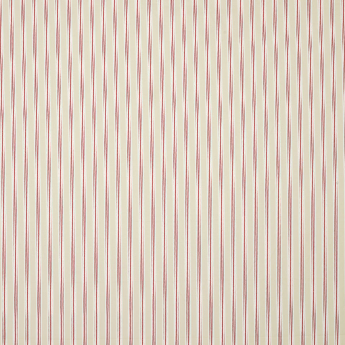 Stockists of Rouge Bay Stripe Curtain Fabric
