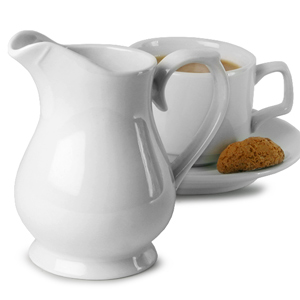 Bargain Royal Genware Traditional Serving Jug 10oz / 280ml (Pack of 6) Stockists