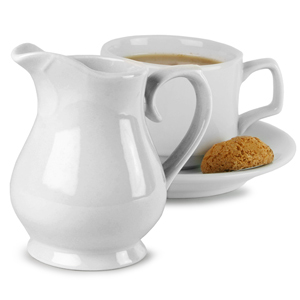 Bargain Royal Genware Traditional Serving Jug 4.9oz / 140ml (Pack of 6) Stockists