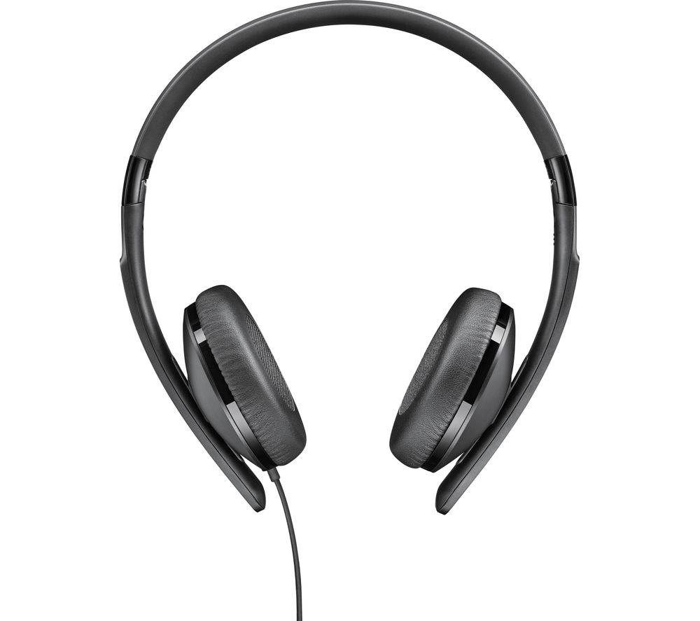 Stockists of SENNHEISER HD 2.20s Headphones - Black, Black