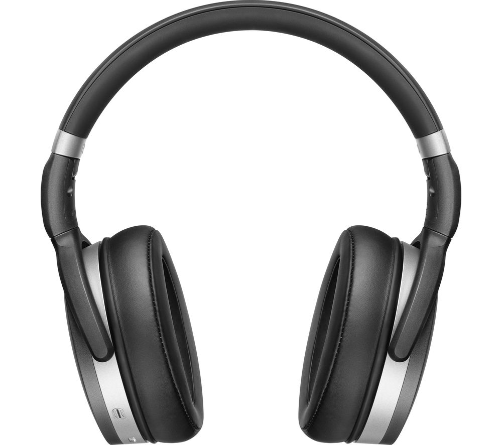 Stockists of SENNHEISER HD 4.50 AE BTNC Wireless Bluetooth Headphones - Black, Black