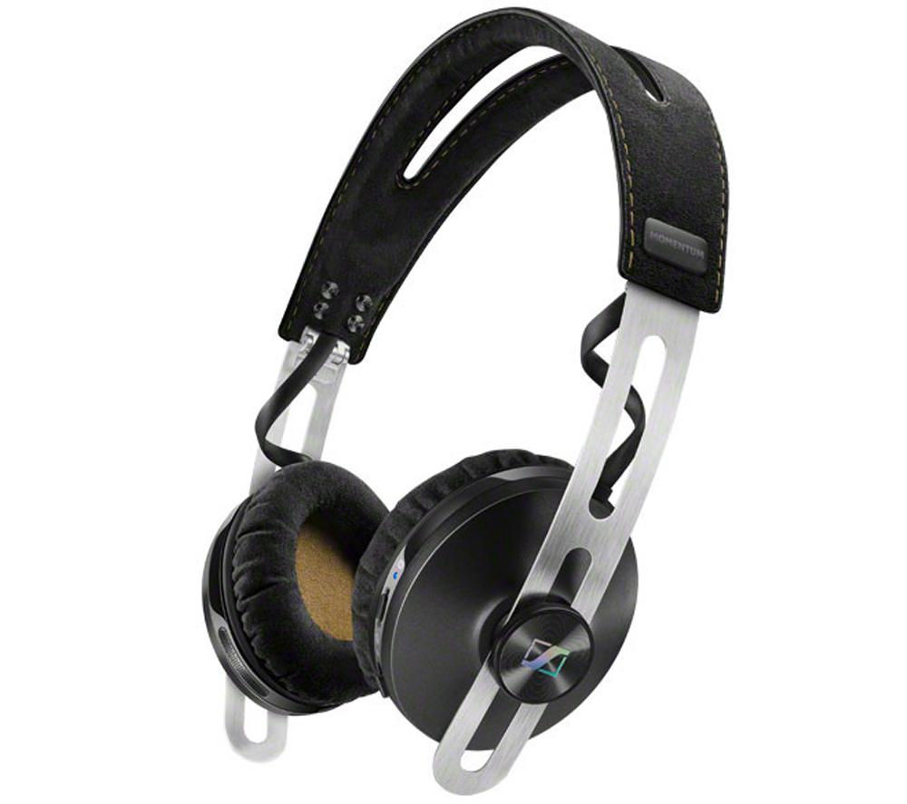 Stockists of SENNHEISER Momentum 2.0 O/E Wireless Bluetooth Noise-Cancelling Headphones - Black, Black