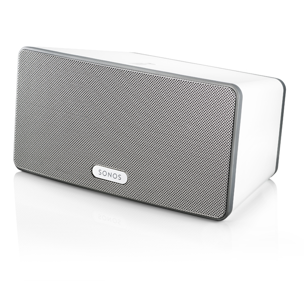 Bargain SONOS PLAY:3 Wireless HiFi System   Immersive HiFi Sound. Serious room filling power Colour BLACK Stockists