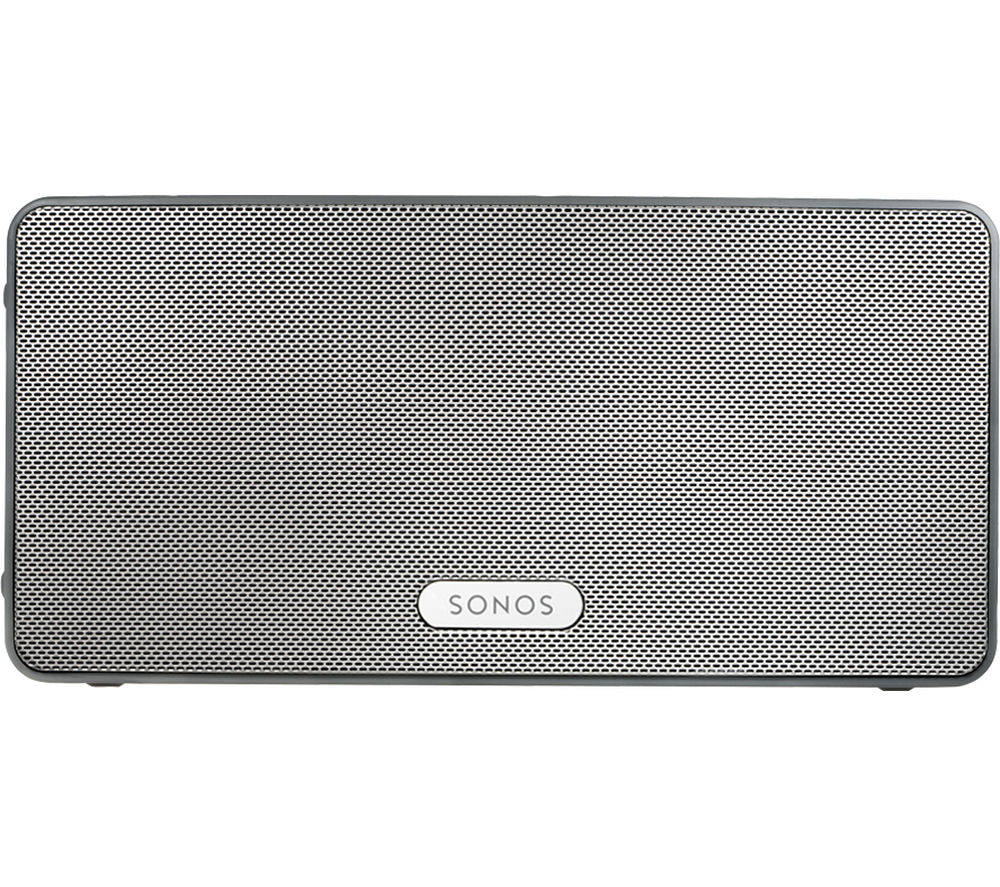 Stockists of SONOS PLAY:3 Wireless Smart Sound Multi-Room Speaker - White, White