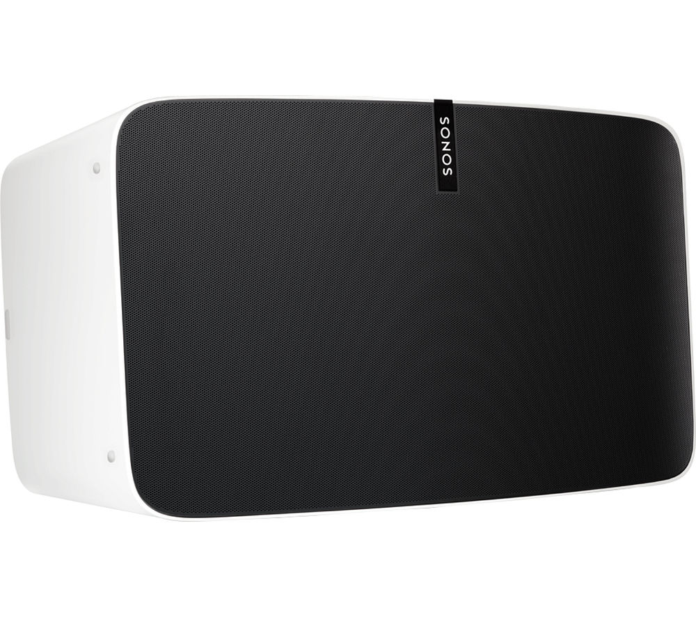 Stockists of SONOS PLAY:5 Wireless Smart Sound Multi-Room Speaker - White, White