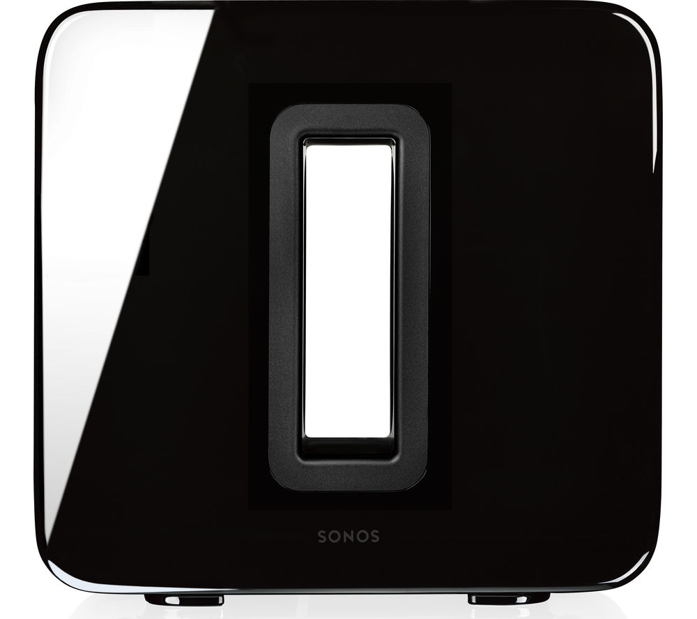Stockists of SONOS SUB Wireless Subwoofer - Black, Black