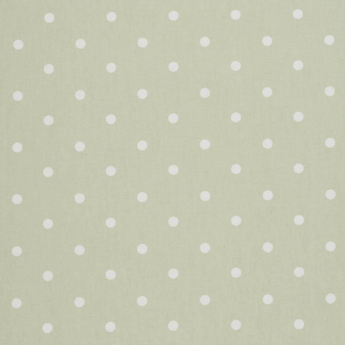 Stockists of Sage Dotty Curtain Fabric