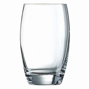 Bargain Salto Clear Hiball Glasses 17.5oz / 500ml (Pack of 6) Stockists
