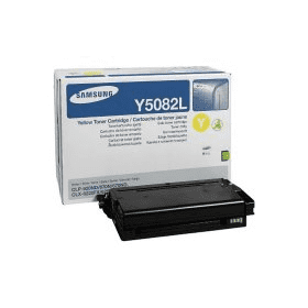 Bargain Samsung CLT Y5082L Original High Capacity Yellow Toner Cartridge Stockists