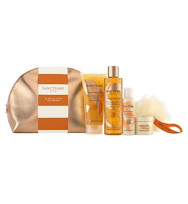 Bargain Sanctuary Spa at peace with the world gift set Stockists