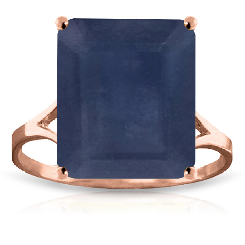 Bargain Sapphire Ring 7.0ct in 9ct Rose Gold Stockists