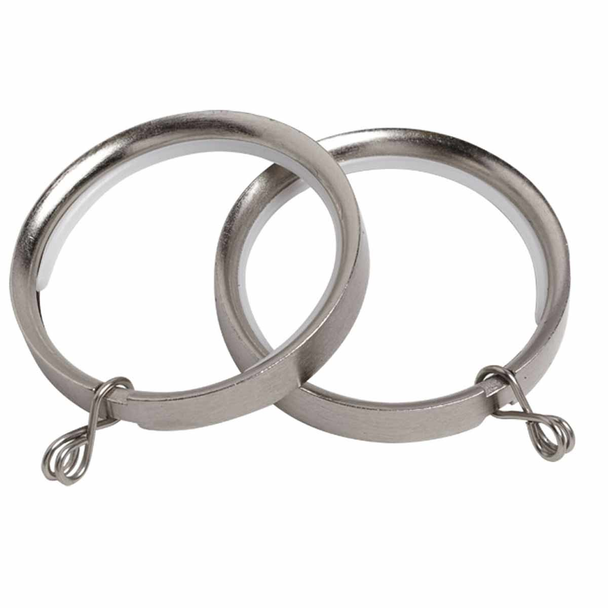 Bargain Satin Silver Poles Apart Rings Stockists