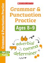 Bargain Scholastic English Skills: Grammar and Punctuation Workbook (Year 4) Stockists