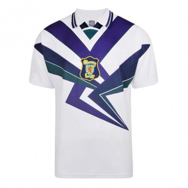 Best Scotland 1996 Away Retro Football Shirt Stockists