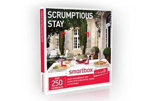 Bargain Scrumptious Stay - Smartbox by Buyagift Stockists