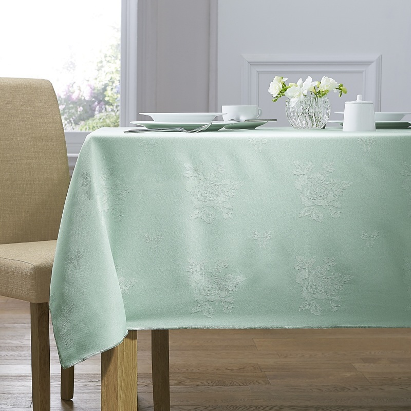 Stockists of Seafoam Cezanne Table Linen