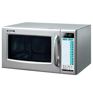 Bargain Sharp Microwave Oven R21AT Stockists